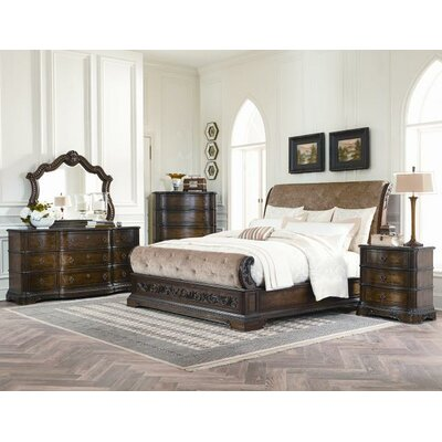 Crendon Panel Configurable Bedroom Set
