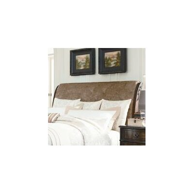Crendon Sleigh Headboard Size: Queen