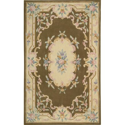 Belvedere Hand-Tufted Cocoa Area Rug