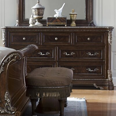 Hepburn 7 Drawer Standard Dresser
