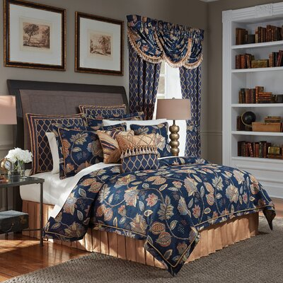 Ancroft 4 Piece Comforter Set
