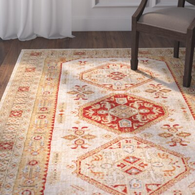Aymond Ivory Area Rug