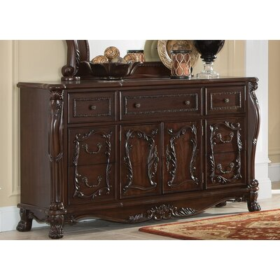 Goodge 9 Drawer Combo Dresser