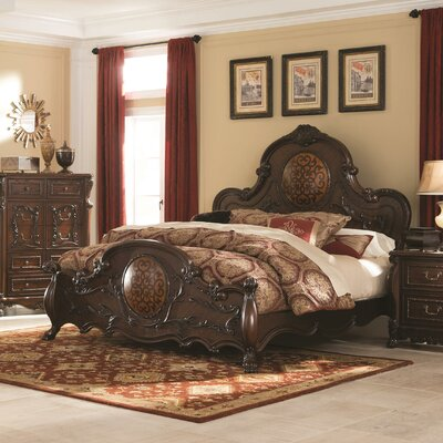 Goodge Panel Bed Size: California King