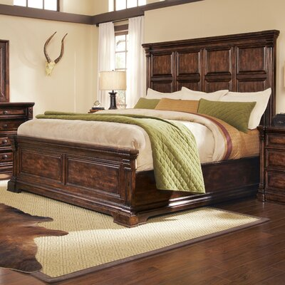Carnaghliss Panel Bed