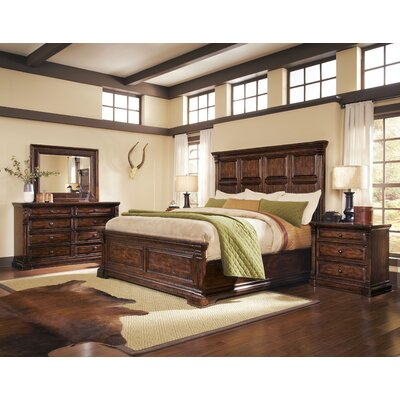Carnaghliss Panel Customizable Bedroom Set