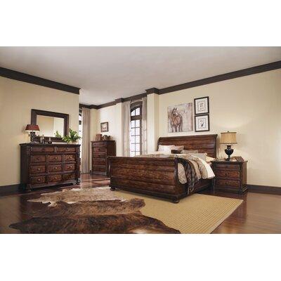 Carnaghliss Sleigh Customizable Bedroom Set