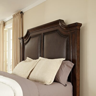 Creeve Upholstered Panel Headboard Size: Full / Queen