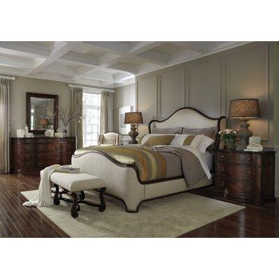 Clevinger Upholstered Platform Bed