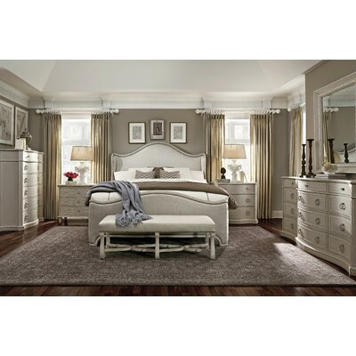 Clevinger California King Panel Customizable Bedroom Set