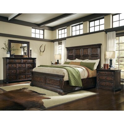 Carnaghliss Panel Headboard Size: King