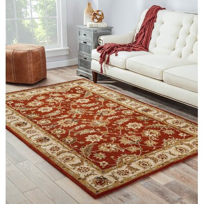 Regency Rug Rug Size: Rectangle 5 x 8