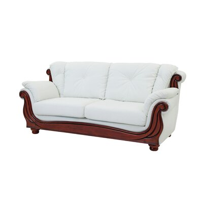 Gospel Sofa Color: White
