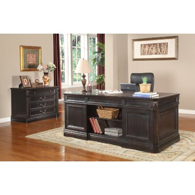 Gunnersbury Executive Desk File Wall Product Picture 136