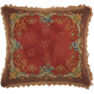 Channon Wool Throw Pillow