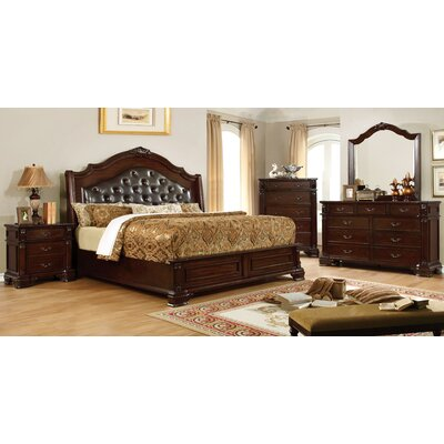 Georgeson Sleigh Customizable Bedroom Set