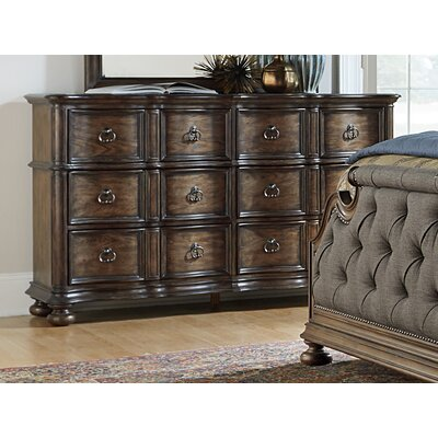 Giffard 6 Drawer Dresser
