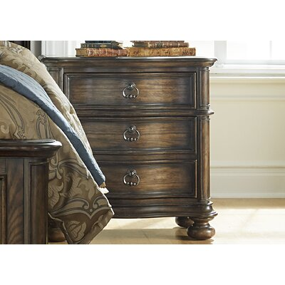Giffard 2 Drawer Nightstand