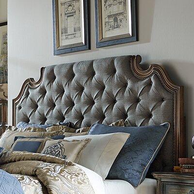 Giffard Upholstered Panel Headboard Size: Queen