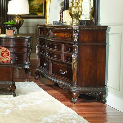 Chorleywood 10 Drawer Standard Dresser