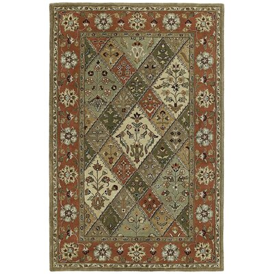 Queens Tartan Area Rug Rug Size: Rectangle 96 x 13