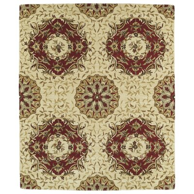 Barkell Beige Area Rug Rug Size: 5 x 79