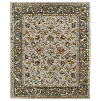 Barkell Beige Area Rug Rug Size: Rectangle 76 x 9