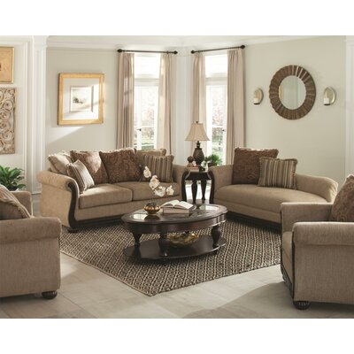 Desirat Configurable Living Room Set