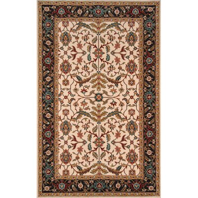 Forrestal Charcoal Area Rug Rug Size: Rectangle 5 x 8