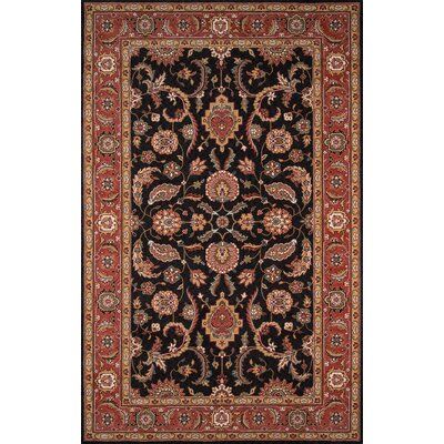 Forrestal Salmon Area Rug Rug Size: Rectangle 5 x 8