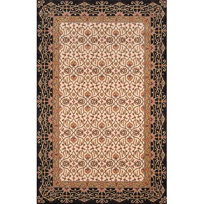 Forrestal Charcoal Area Rug Rug Size: Rectangle 8 x 10