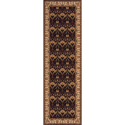 Forrestal Charcoal Area Rug Rug Size: Rectangle 2 x 3
