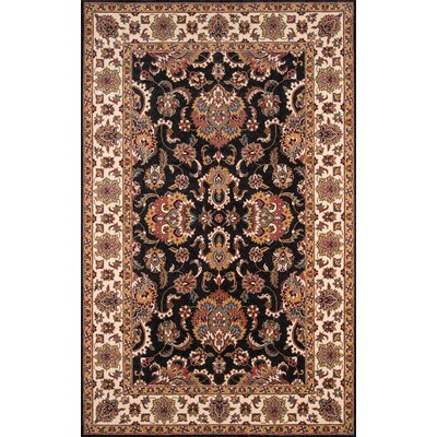 Forrestal Charcoal Area Rug Rug Size: Rectangle 96 x 13
