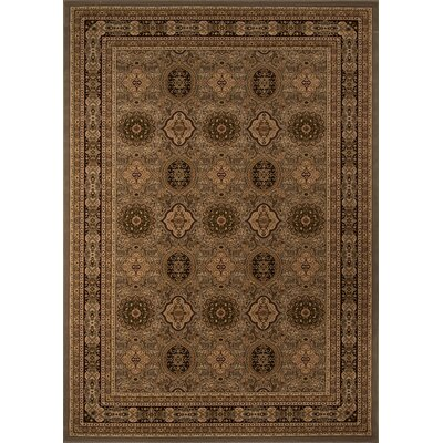 Mira Monte Slate Area Rug Rug Size: Rectangle 53 x 77