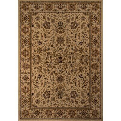 Mira Monte Beige Area Rug Rug Size: Rectangle 710 x 1010