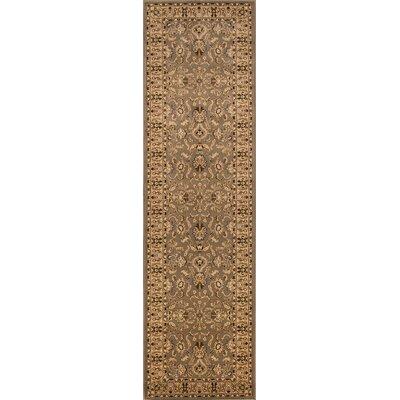 Mira Monte Slate Rug Rug Size: Runner 23 x 710