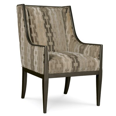 Westphalia Coffee Bean Wing Arm Chair