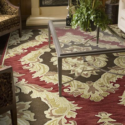 Regents Rug Rug Size: Rectangle 8 x 11