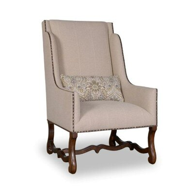 Clennell Wing Arm Chair