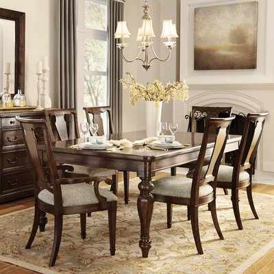 Creeve 7 Piece Dining Set