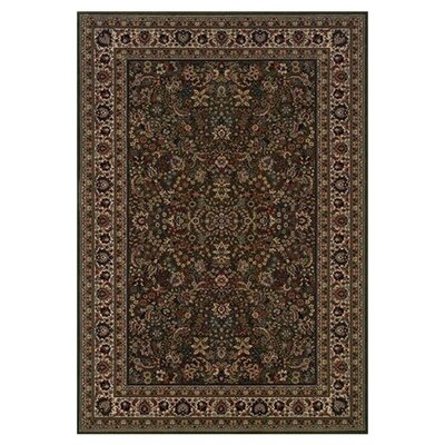 Shelburne Traditional Brown Area Rug Rug Size: 710 x 112