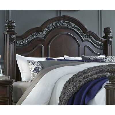 Cavas Panel Headboard Size: King, Finish: Cognac