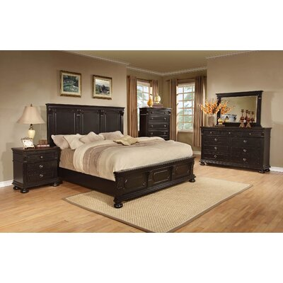 Pedro Panel Customizable Bedroom Set