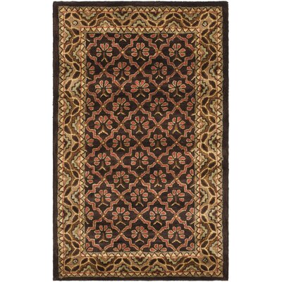 Carnasheeran Assorted Rug Rug Size: Rectangle 3 x 5
