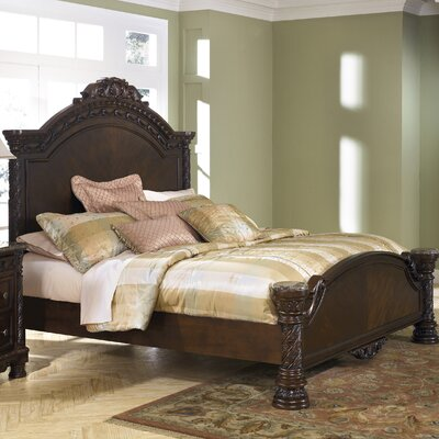 Chapell Panel Bed