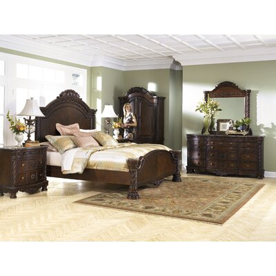 Chapell Panel Customizable Bedroom Set