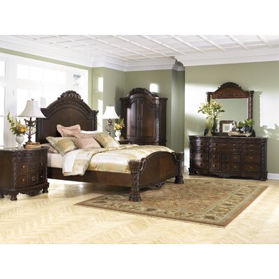 Chapell Panel Configurable Bedroom Set