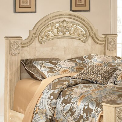 Villa San Michele Panel Headboard Size: Queen