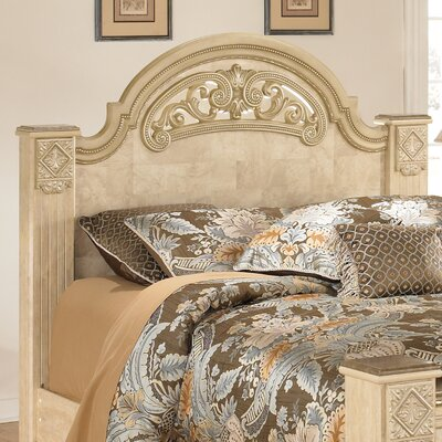 Villa San Michele Panel Headboard Size: King