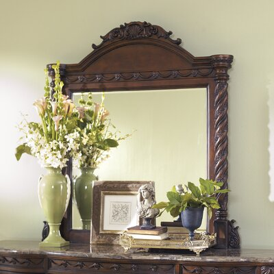 Chapell Arched Dresser Mirror